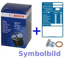 BOSCH Ölfilter P2041 für FIAT 500 C,BRAVA,BRAVO I,DOBLO,GRANDE,IDEA,LINEA