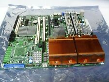 SUPER MICRO X7DVL-I SERVER BOARD WITH DUAL CPU XEON E5450 4GB RAM