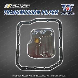 Wesfil Transmission Filter for Toyota Camry ACV40R Kluger MCU28R 2.4L 3.3L