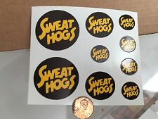 Reproduction Decals For Mego And Custom Welcome Back Kotter Sweat Hogs