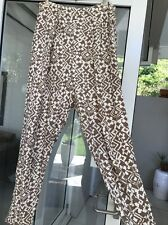 Maurie And Eve Slouchy Lounge Pants Size 8