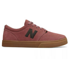 """New Balance # Numeric """"345"""" Sneakers (Pink/Gum) Men's Skating Shoes"""