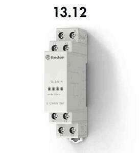 FINDER 13.12.0.012.0000 RELE' BISTABILE 8A - 250V - 12 V AC/DC - 2 CONTATTI