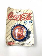 Coca Cola Yo Yo 1994 Always Cool Party Blue Vintage Coke Duncan Rare YoYo