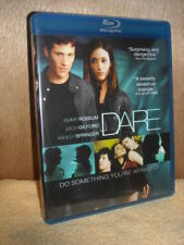 Dare (Blu-ray Disc, 2010) Emmy Rossum, Zach Gilford, Ashley Springer