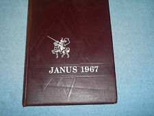 1967 DELSEA REGIONAL HIGH SCHOOL YEARBOOK FRANKLNVILLE NJ JANUS