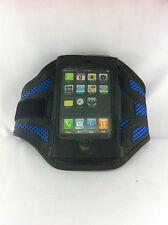 Sporttasche Joggingtasche Armtasche Schutzhülle für IPhone 4 Klettverschluss Mix