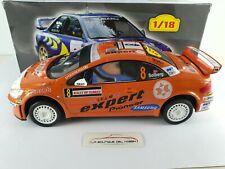 PEUGEOT 307 WRC RALLY TURKIA H. SOLBERG 2006 ALTAYA ESCALA 1:18