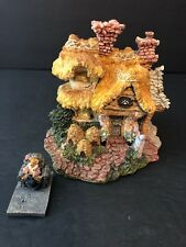 Boyds Bearly Built Villages Baileys Cozy Cottage 19002