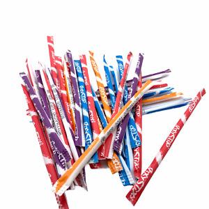 American Sweets Wonka Pixy Stix Sugar 50 Straws FREE UK DELIVERY Sherbet Sticks