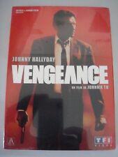Dvd VENGEANCE (Johnny Hallyday,Testud,no vhs,horreur,LP,vinyle,33T,45T)neuf rare