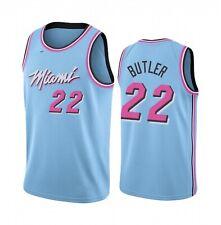 Breathable Mesh Colorful Swingman Sportswear Vest Miami14#Herro Basketball Jerseys S-XXL Pink Bulls City Edition Basketball Uniform