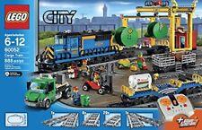 LEGO City Cargo Train 60052 Retired & MISB