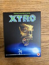 XTRO (1982) Second Sight Box Set CD + Book Rare Out of Print OOP