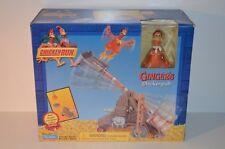 007 CHICKEN RUN Ginger's Chickenpult action figure NEW - Playmates Chickenrun