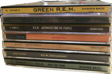 7 R.E.M. CD LOT, Document, Green, Eponymous, Monster, See Description for More