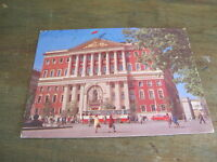 ancienne carte postale CPSM CPM mairie hôtel de ville Moscou URSS