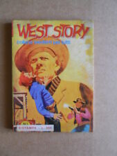 WEST STORY Collana Western per Tutti n°1 1974 Editrice Srl  [P19]