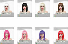 Bob Synthetic Long Wigs & Hairpieces