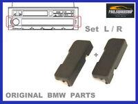Radio Becker Mexico Professional RDS 2 x Abdeckung Cover Deckel Abdeckkappe BMW