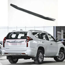 Car Upper Rear Trunk Lid Cover Trim Strip For Mitsubishi Pajero Sport 2020-2021