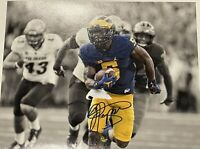 〽️Jabrill Peppers Signed Michigan Wolverines 8x10 Photo Go Blue Autograph 〽️