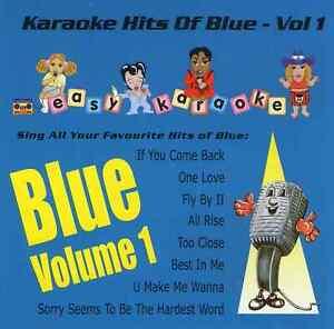 Karaoke Hits of Blue  - Vol 1