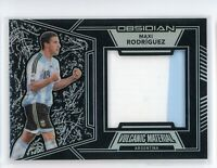 2019-20 Maxi Rodriguez /149 Jersey Panini Obsidian Volcanic Material