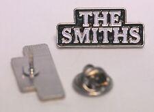 THE SMITHS BLACK LOGO METALPIN (MBA 654)