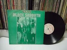 BLACK SABBATH - The Best Of ~VOL.2  KOREA LP Green CVR, Ozzy Osbourne