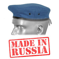 Russian blue Hats beret hat VDV Military Soviet Army WWII USSR paratrooper swat