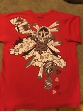 ZOO YORK T-shirt Red Size Medium M