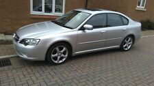 SUBARU LEGACY 2.5 SE AUTO SPARES OR REPAIRS CAT S  ***SOLD***