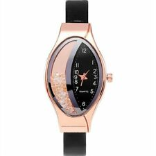 Serpentine Belt with Diamond Stylish Ladies Watch Flowing Diamonds Watches for W