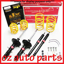 SUZUKI VITARA 2 DOOR 1.6L 4 CYL SWB 30MM LIFT KYB SHOCKS & COIL SPRINGS KIT