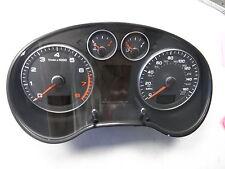Tacho Kombiinstrument Audi A3 S3 8P FSI TFSI MFA FIS mph 8P0920982N Cluster