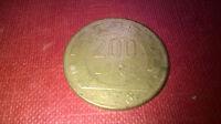 Storia della LIRA ITALIANA Moneta da LIRE 200 (1978)