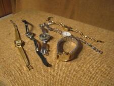 ♣♣♣ 6 alte Damenuhren/ für Bastler - aus Nachlaß eines Sammlers