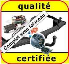 ATTELAGE Fiat Doblo / Doblo Cargo dès 2010 + faisceau 7 broches complet / neuf