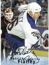 95/96  BE A PLAYER SIGNATURE CARDS PATRICK FLATLEY