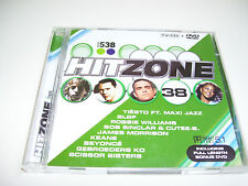 Radio 538 Presents : Hitzone 38 * CD + DVD 2006 *