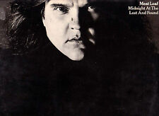 MEAT LOAF DISCO LP 33 GIRI MIDNIGHT AT THE LOST AND FOUND
