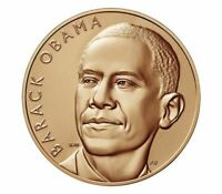 Barack Obama (First Term) Bronze Medal 1 5/16 Inch  US MINT PRODUCTION