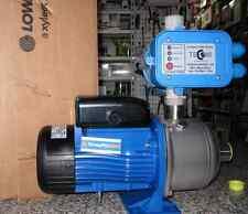 Kit Autoclave Elettropompa Lowara 3hm5 HP 1,00 e presscontrol da 2,2 bar Pompa a