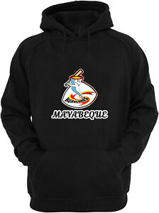 Huracanes Mayabeque Cuba Baseball Sweater Hoodie for Men Black-Grey-Blue-Red