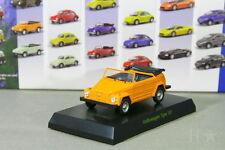 Kyosho 1/64 VW Type 181 Orange Volkswagen Miniature car Collection 2008