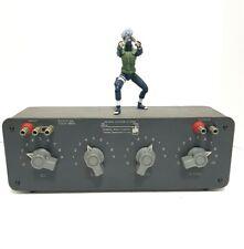 General Radio Tube Gr Decade Voltage Divider 1454 Ah 230v Max R 10k Vintage