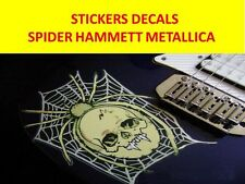 SPIDER KIRK HAMMETT METALLICA VISIT OUR STORE WITH MORE MODELS & STICKERS