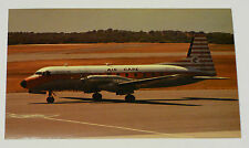 Air Cape Airlines Hawker Siddeley HS 748 Airplane Aviation Postcard