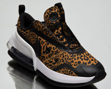 Nike Air Max Up Leopard Women's Chutney Black White Lifestyle Sneakers Shoes